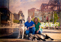 Hart Family | Prject 52 Week 2: Consider Your Vision | Cincinnati & San Francisco Pet Photography